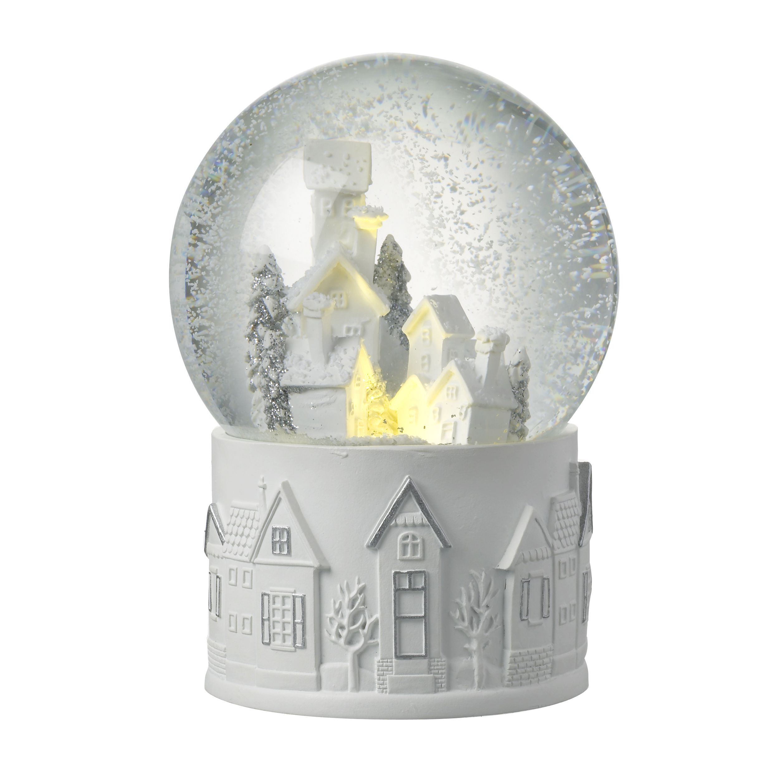 20 Best Christmas Snow Globes - Christmas Home Decor