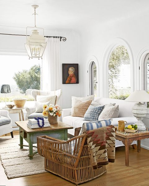 40 Cozy Living Rooms - Cozy Living Room Furniture and Decor Ideas