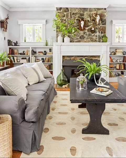 40 Cozy Living Rooms - Cozy Living Room Furniture and Decor ...
