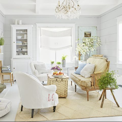 41 Cozy Living Rooms - Cozy Living Room Furniture and ...