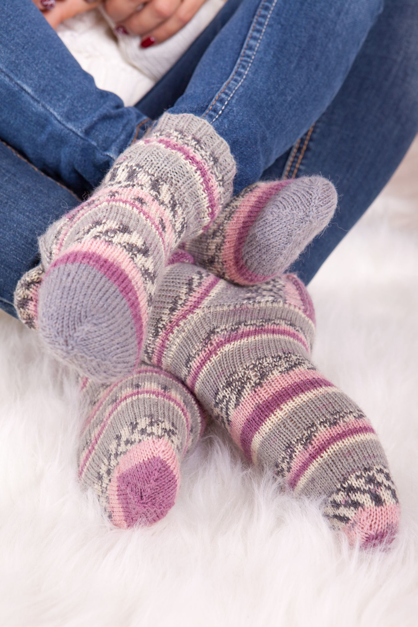 keep feet warm - how not to get sick