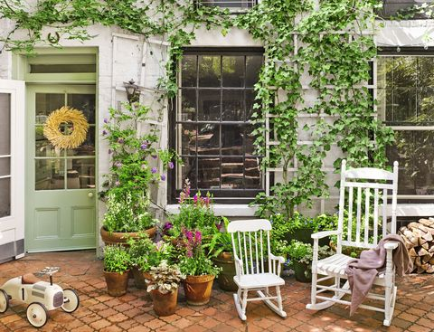82 Best Front Porch Ideas - Ideas for Front Porch and ... on Virtual Patio Designer id=93588