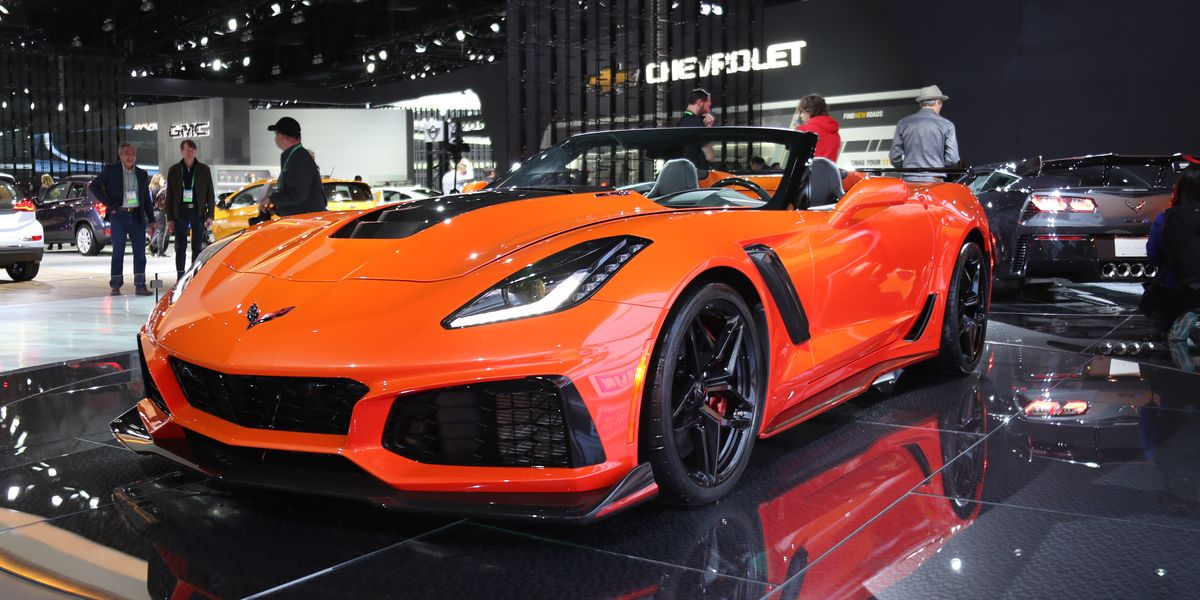 "Corvette ZR1 Engineers Code-Named the Engine BAS, For ""Big ..."