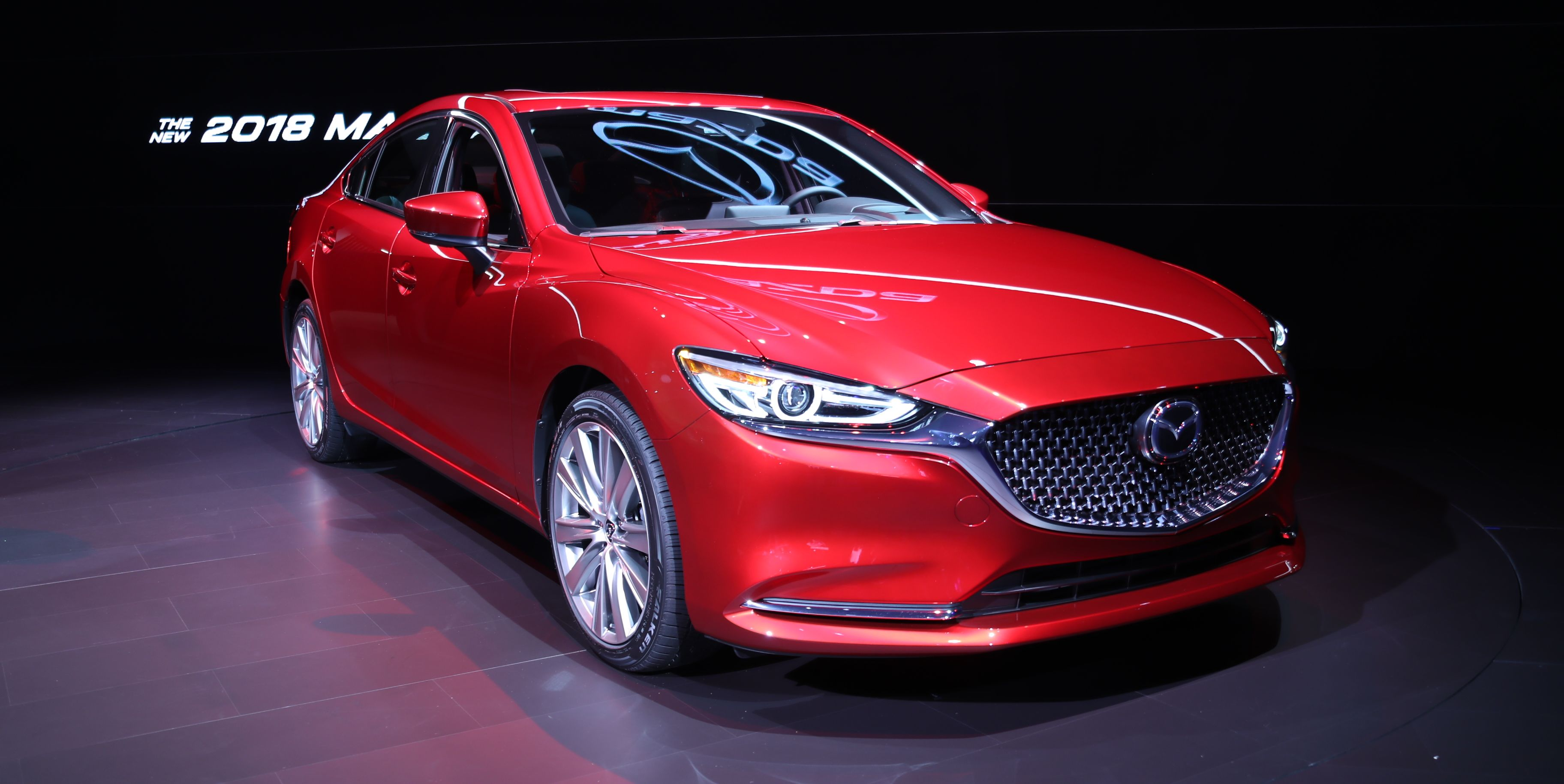2018 Mazda6 This Is It