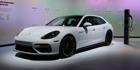 2018 Porsche Panamera Turbo S Price Photos Porsche S New E