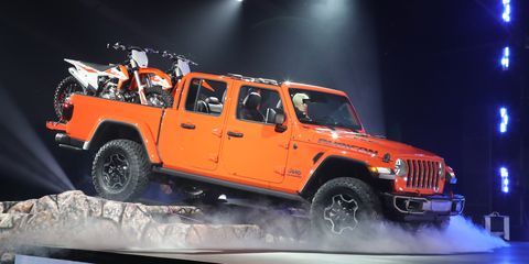 Lifted Jeeps For Sale >> Jeep Gladiator Design Easter Eggs - Jeep Wrangler Pickup Tribute to Toledo