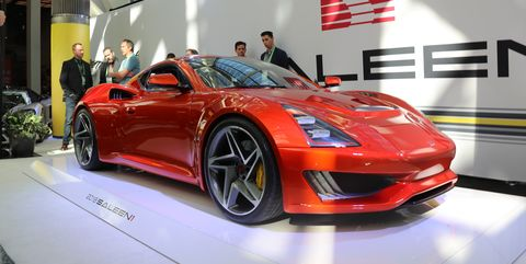 Saleen S Pictures Info And Pricing New Saleen Supercar - Sports car shows near me