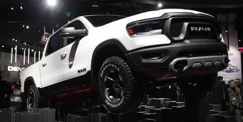 2019 Ram 1500 Debuts at the Detroit Auto Show - New Ram ...