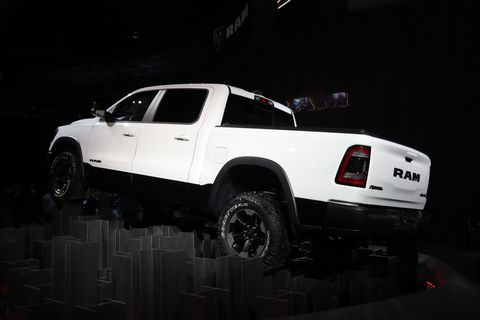 2019 Ram 1500 Debuts At The Detroit Auto Show New Ram