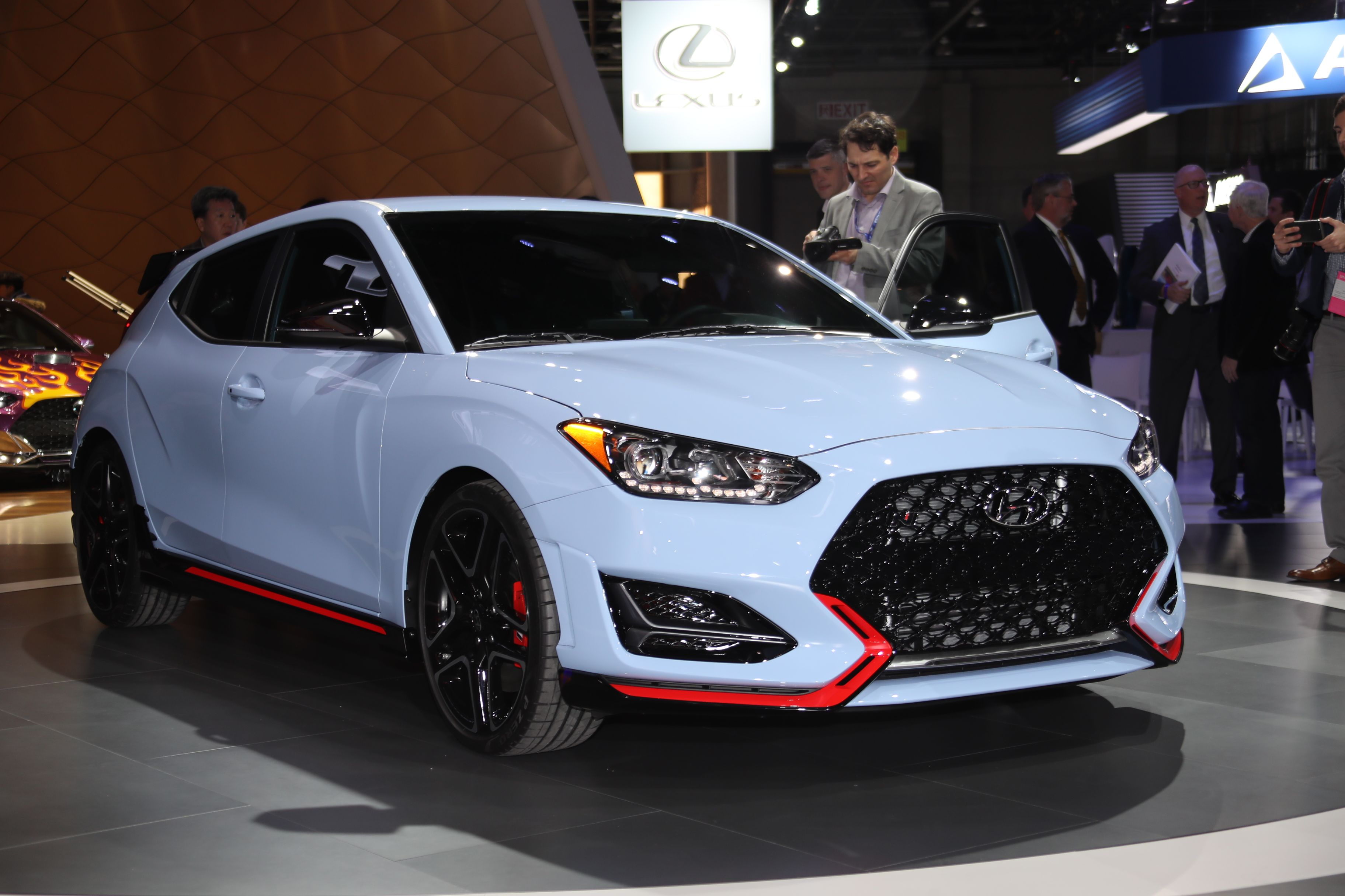 Detroit Auto Show News Pictures Road And Track - Autoshow