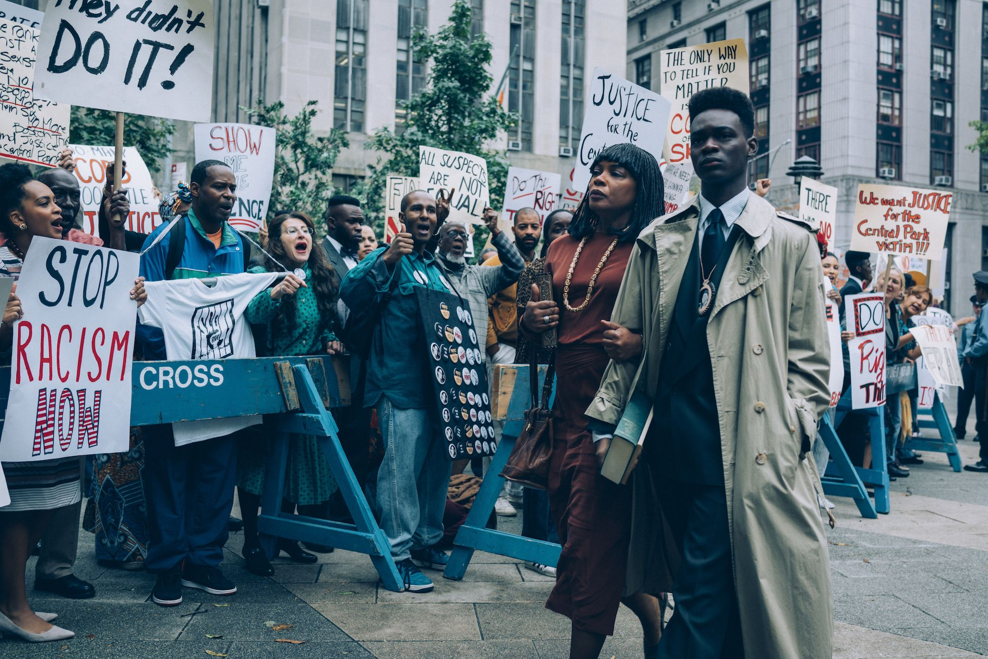 The True Story of the Central Park Five From Netflix's New Miniseries When They See Us