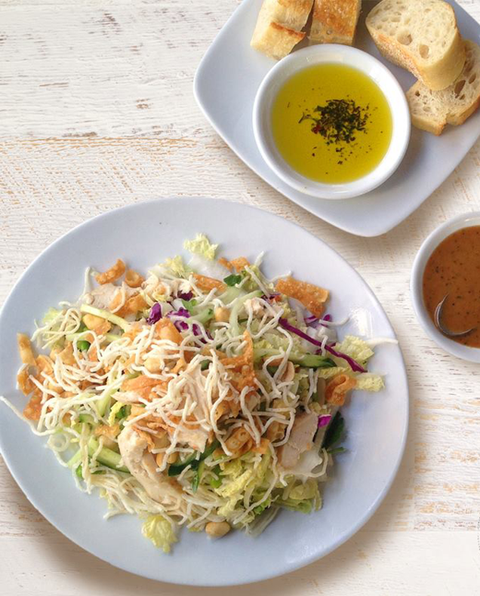 The 10 Unhealthiest Salads You Can Order