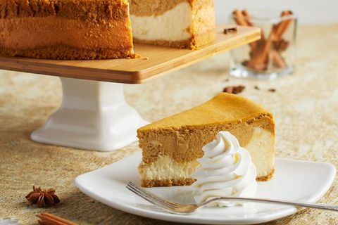 Image result for california pizza kitchen pumpkin cheesecake