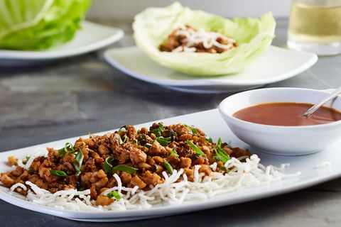 California Pizza Kitchen Lettuce Wraps