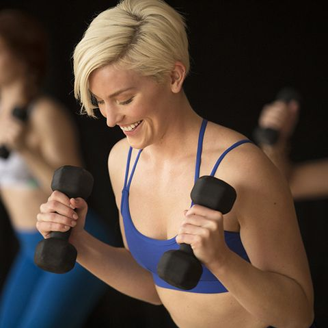 Arm, Shoulder, Audio equipment, Performance, Hand, Physical fitness, Dance,