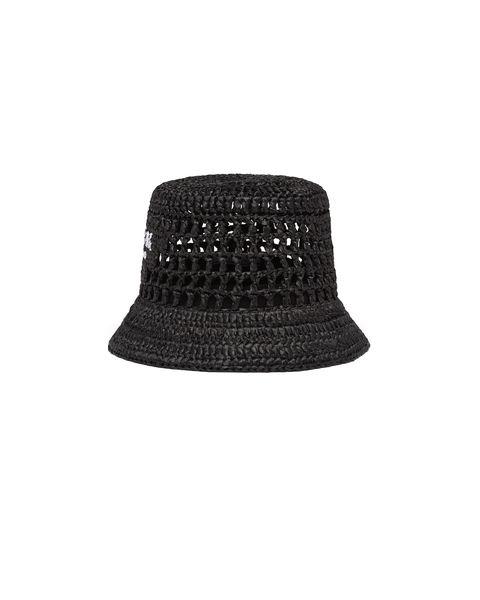 cappello bucket prada