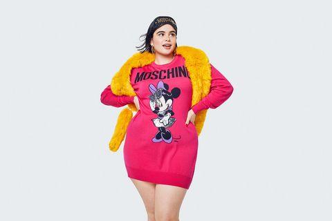 Barbie Ferreira H&M Moschino
