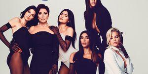 Heji Shin Kim Kardashian Kyle Kendall Khloe Kourtney Kris