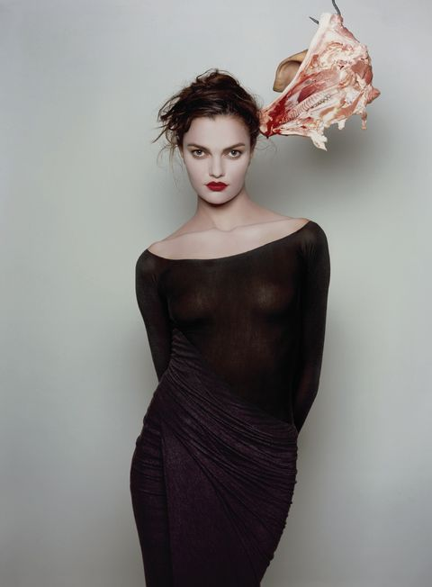 Fashion model, Clothing, Dress, Shoulder, Cocktail dress, Beauty, Lip, Joint, Fashion, Photo shoot,