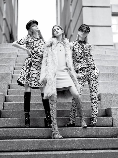 White, Photograph, Black, People, Black-and-white, Monochrome, Standing, Monochrome photography, Fashion, Snapshot,