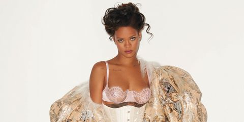 Shoulder, Lace, Fashion, Dress, Embellishment, Fashion model, Beige, Day dress, Costume design, Model,