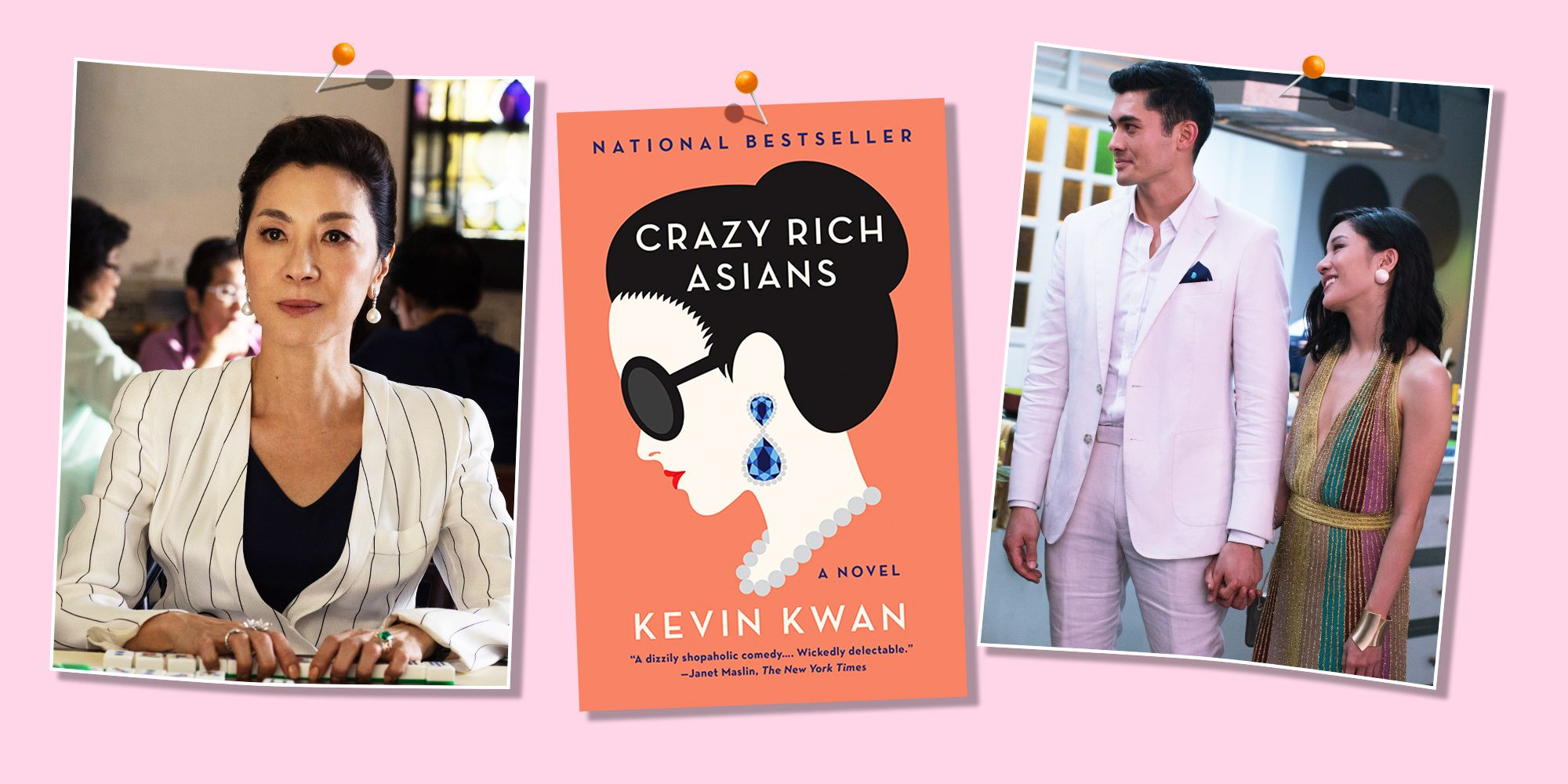 Crazy Rich Asians' Book Versus Movie - What Are the