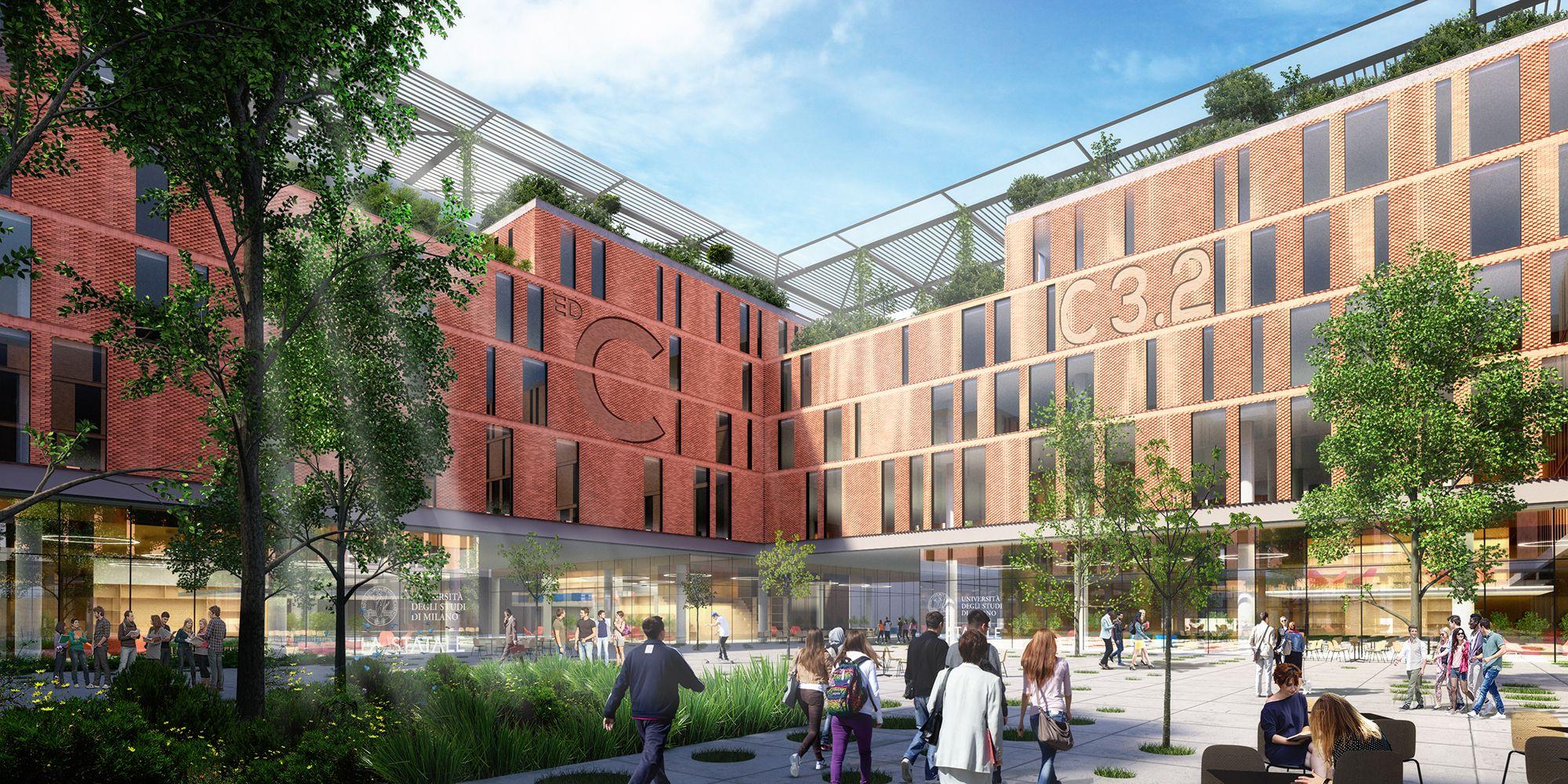 Carlo Ratti Associati Takes on Milan's Innovative New Science Park