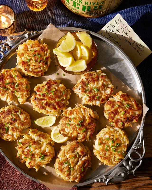 thanksgiving crab cakes