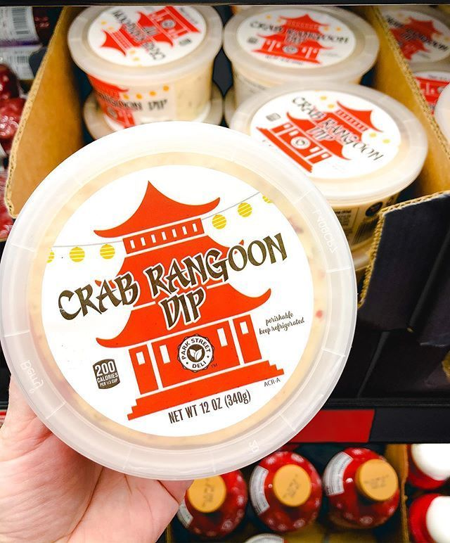Aldi Is Selling Crab Rangoon Dip For Fans Of The Take-Out Treat