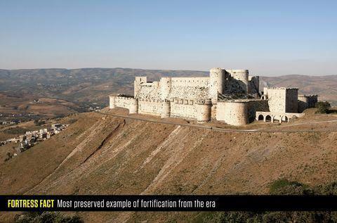 Fortification, Historic site, Landmark, Castle, Unesco world heritage site, Building, Landscape, Tourist attraction, History, Tourism,