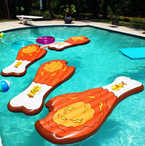 Christmas Themed Pool Floats.How To Enter To Win A Limited Edition Cracker Barrel Fried
