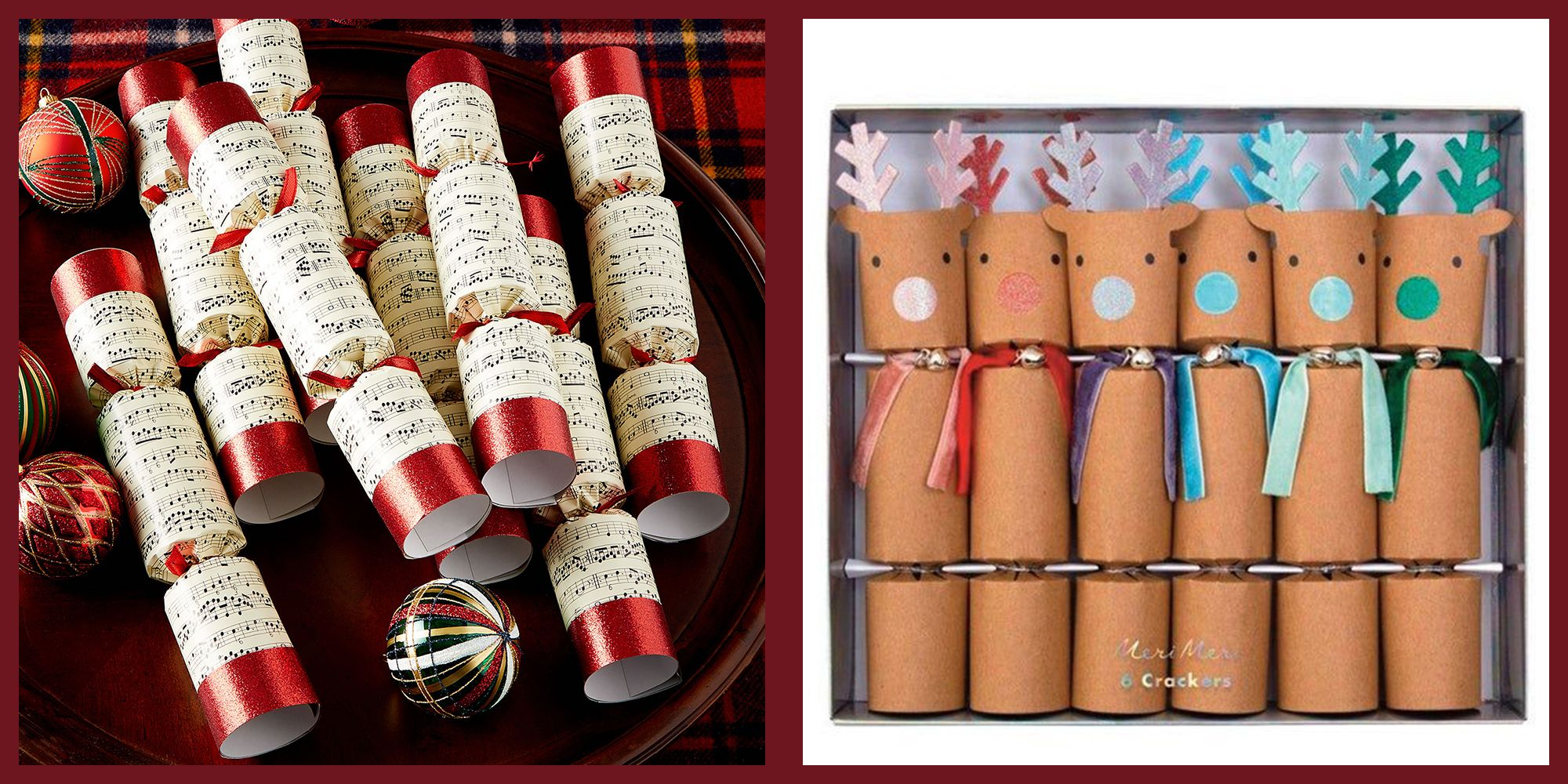 10 Best Luxury Christmas Crackers 2020 Unique Holiday Crackers