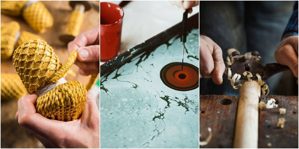 6 British crafts at risk of dying out