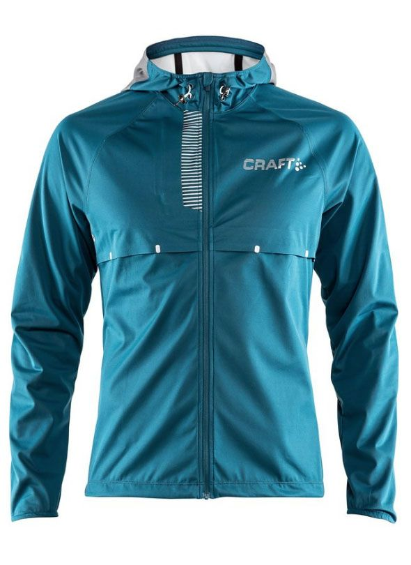 asics waterproof jacket women