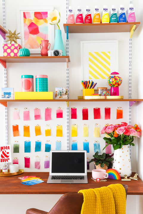 14 Craft Room Ideas That Will Boost Your Creativity And Inspire You