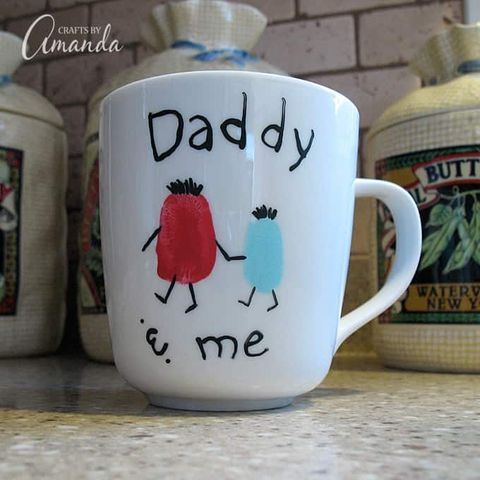 easy father's day crafts ideas