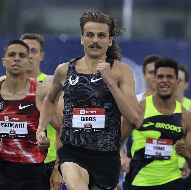 The greatest running haircuts ever