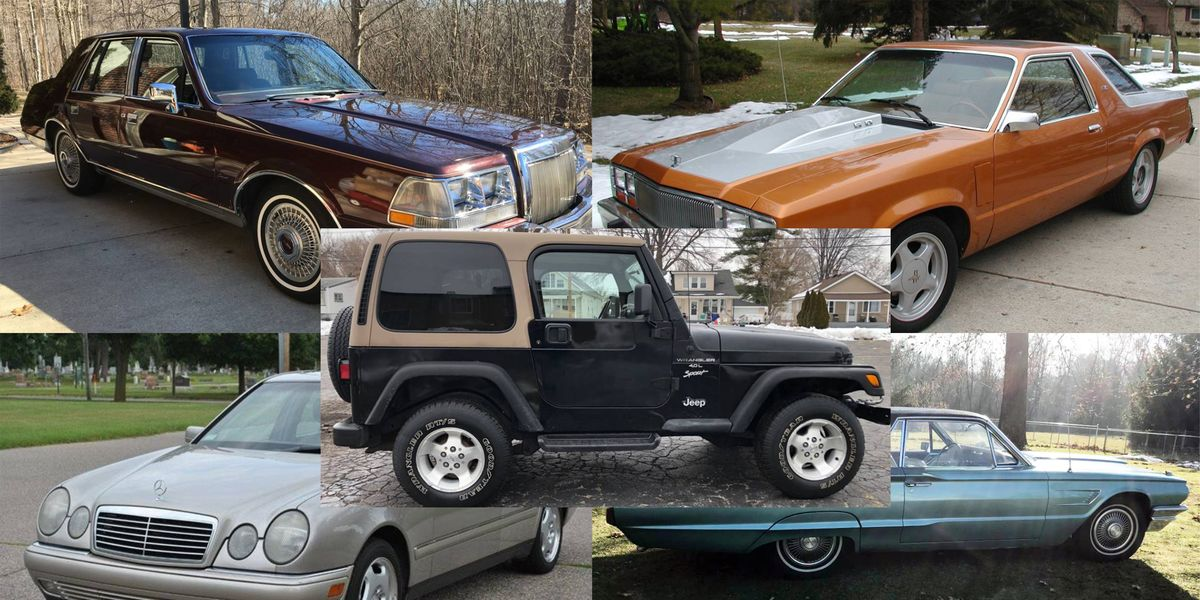 5 Craigslist Cars under $10K to Buy This Month