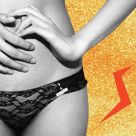 Undergarment, Briefs, Clothing, Lingerie, Waist, Stomach, Abdomen, Underpants, Leg, Thigh,