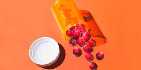 Pill, Red, Orange, Grape, Still life, Food, Still life photography, Plant, Fruit, Superfruit,
