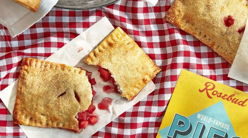 Cranberry-Apple Hand Pies