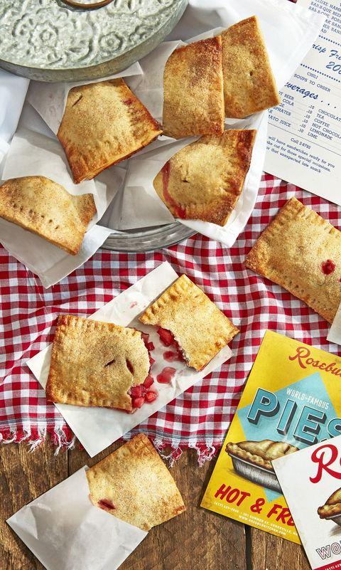 cranberry apple hand pies