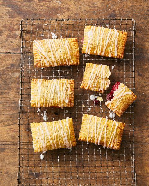 Cranberry Hand Pies