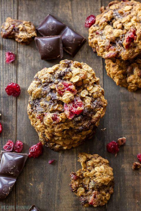 cranberry recipes cookies