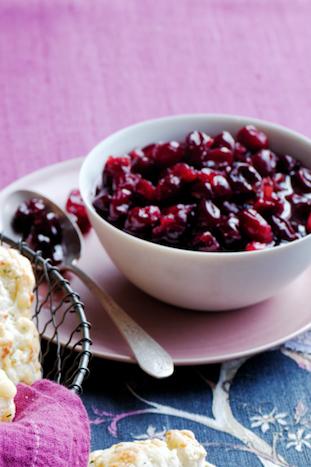 cranberry recipes cranberry fig chutney