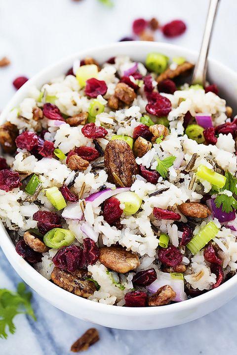 cranberry recipes salad
