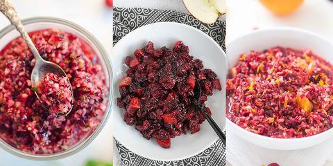 cranberry relish recipes