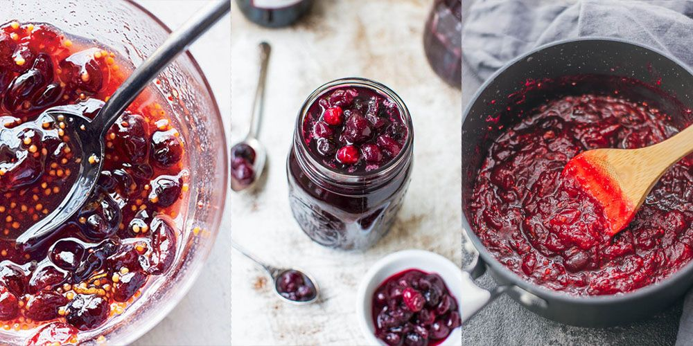 18 Cranberry Sauce Recipes That'll Convince You to Ditch the Can Opener