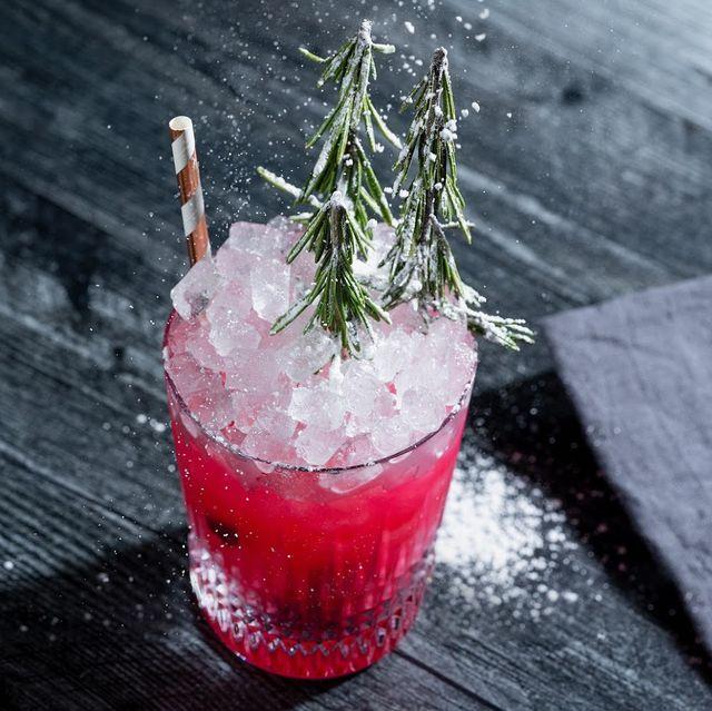 cranberry bramble