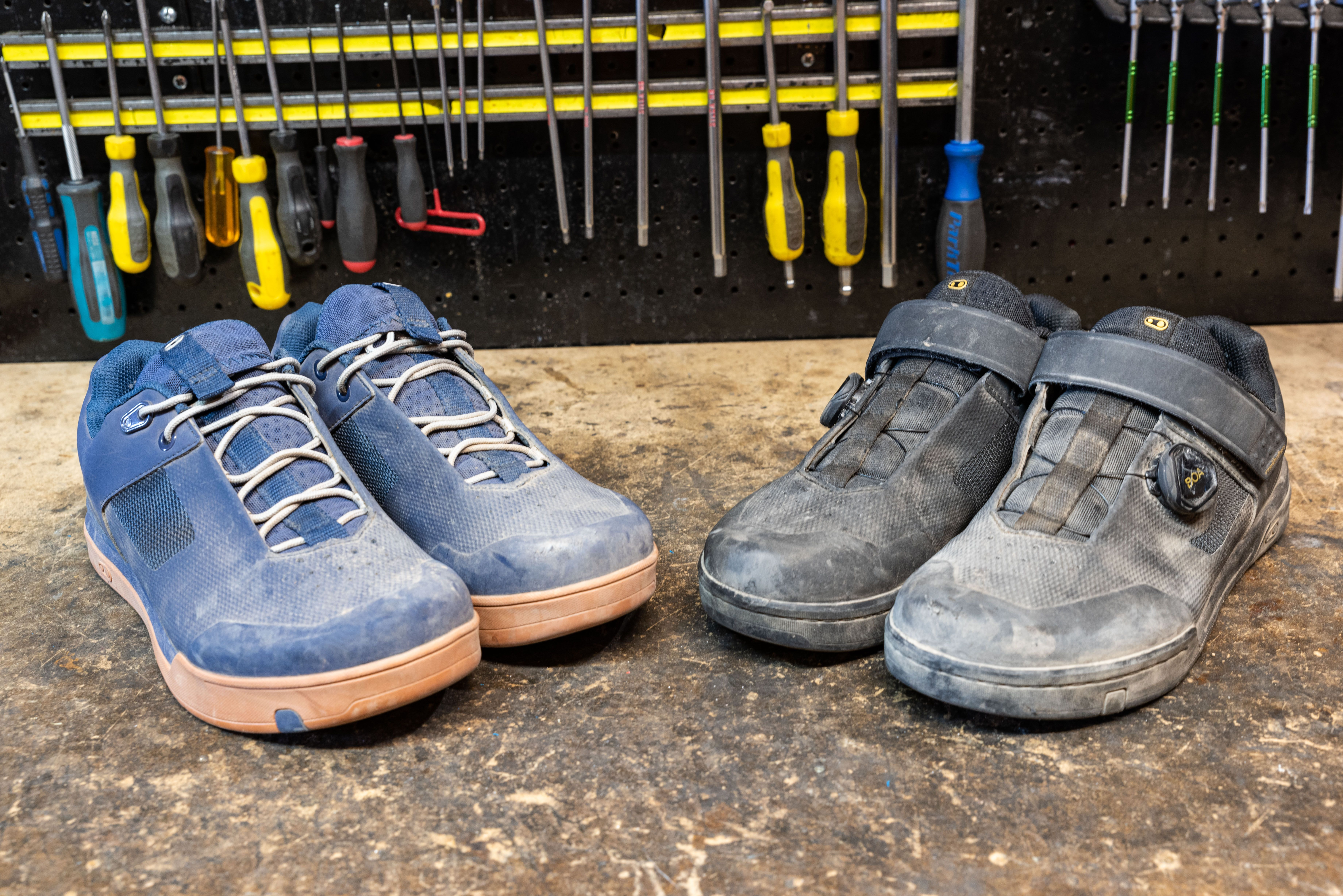 best shoes for crank brothers mallet e